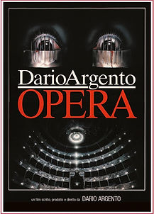 """Movie poster for 1987's """"Opera."""""""