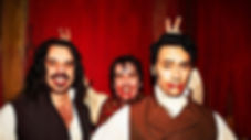 """Movie still from 2015's """"What We Do in the Shadows""""."""