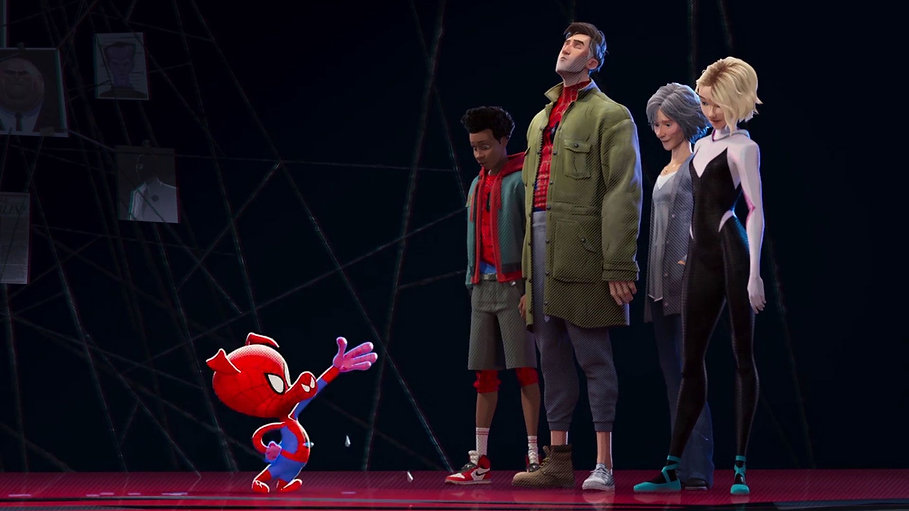 """From 2018's """"Spider-Man: Into the Spider-Verse."""""""