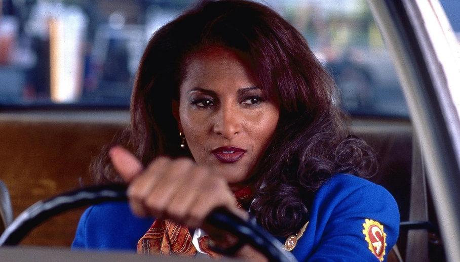 "Pam Grier in 1997's ""Jackie Brown""."
