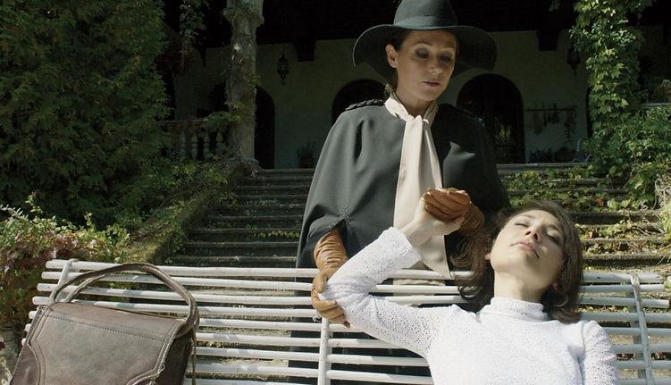 """Movie still from 2015's """"The Duke of Burgundy."""""""