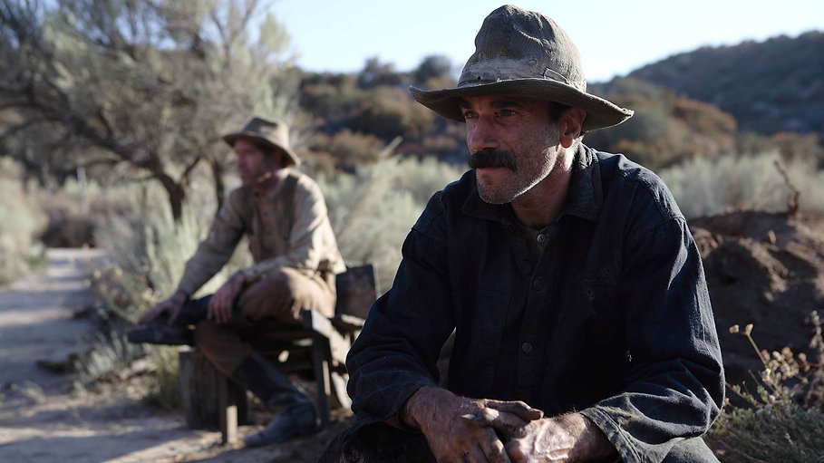 """Daniel Day-Lewis in 2007's """"There Will Be Blood.'"""