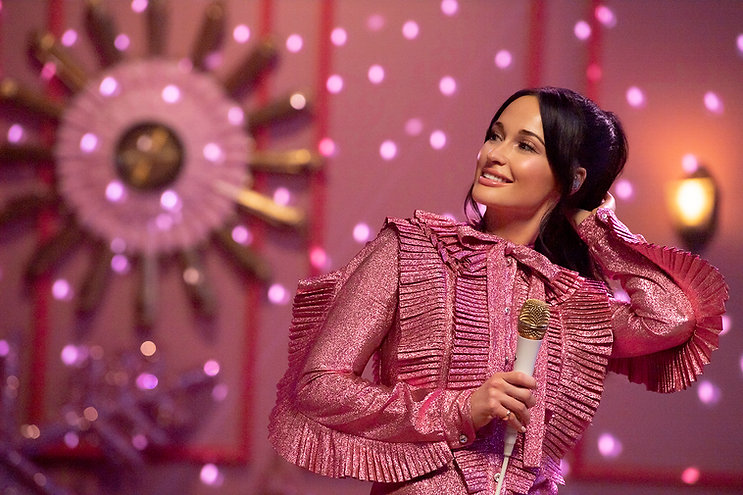 """Kacey Musgraves in 2019's """"The Kacey Musgraves Christmas Show."""""""