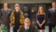 "Movie still from 2014's ""Kingsman: The Secret Service""."
