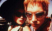 "Toni Collette and Jonathan Rhys Meyers in 1998's ""Velvet Goldmine."""