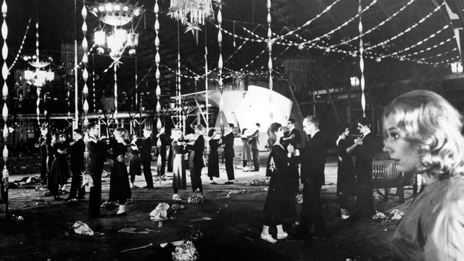 """From 1962's """"Carnival of Souls."""""""