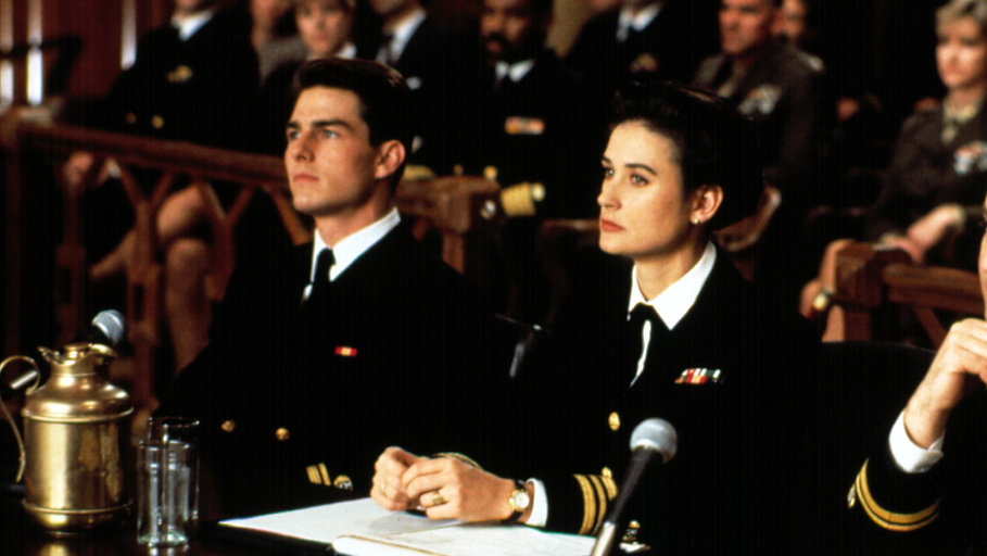 "Still from 1992's ""A Few Good Men."""