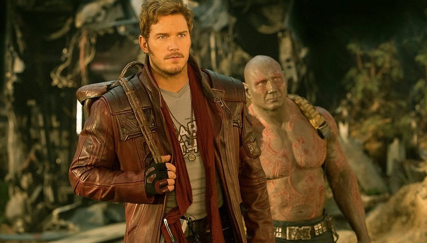 """Movie still from 2017's """"Guardians of the Galaxy Vol. 2."""""""