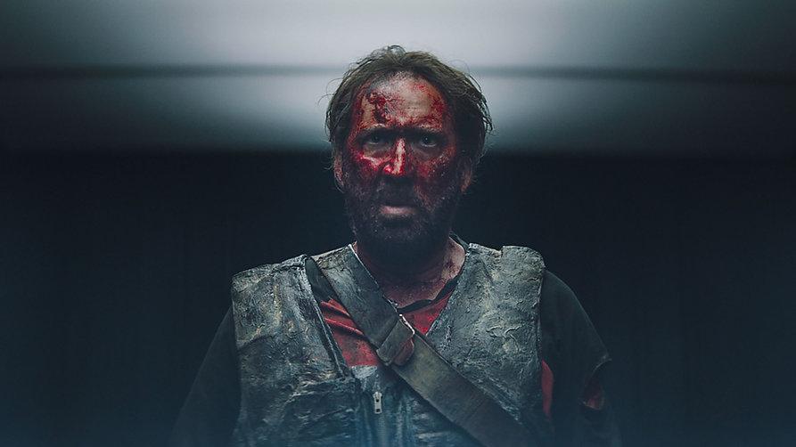 """Nicolas Cage in 2018's """"Mandy."""""""