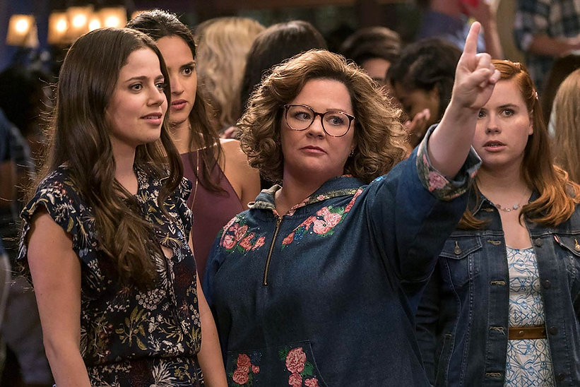 """Still from 2018's """"Life of the Party."""""""