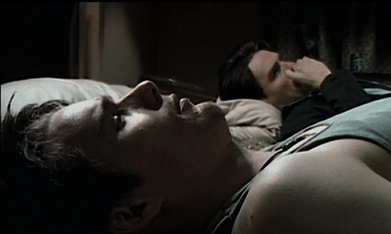 "Ethan Hawke and Robert Sean Leonard in 2001's ""Tape."""