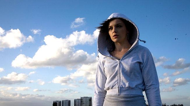 "Katie Jarvis in 2009's ""Fish Tank""."