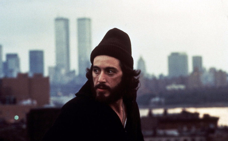 "Still from 1973's ""Serpico."""