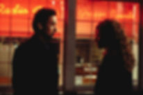 """John Cusack and Minnie Driver in 1997's """"Grosse Pointe Blank""""."""