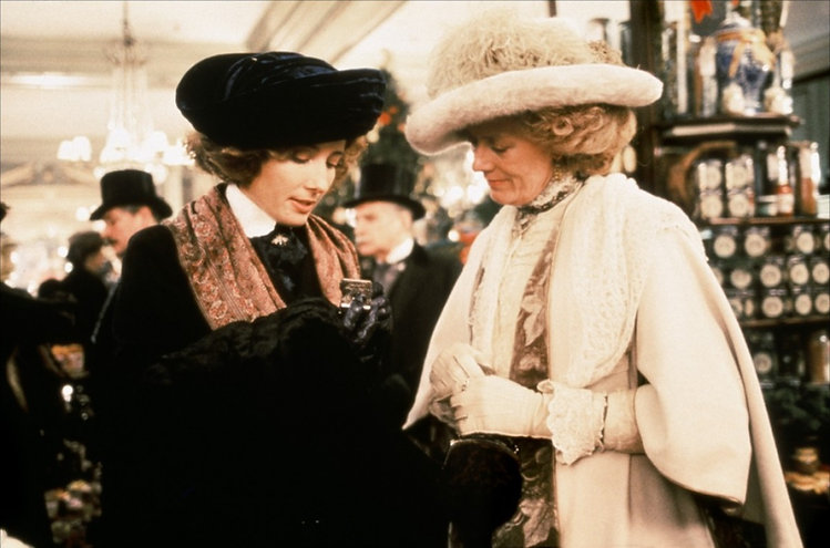 "Emma Thompson and Vanessa Redgrave in 1992's ""Howards End."""