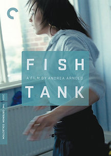 """Movie poster for 2009's """"Fish Tank""""."""