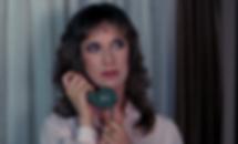 "Daria Nicolodi in 1982's ""Tenebre."""