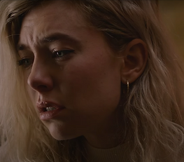 "Vanessa Kirby in 2020's ""Pieces of a Woman."""