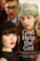"""Movie poster for 2014's """"God Help the Girl."""""""