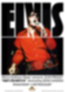 """Movie poster for 1970's """"Elvis: That's the Way It Is."""""""