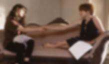 "Jennifer Jason Leigh and Bridget Fonda in 1992's ""Single White Female."""