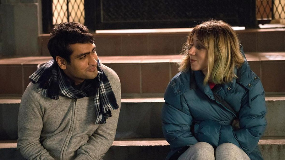 "Still from 2017's ""The Big Sick."""
