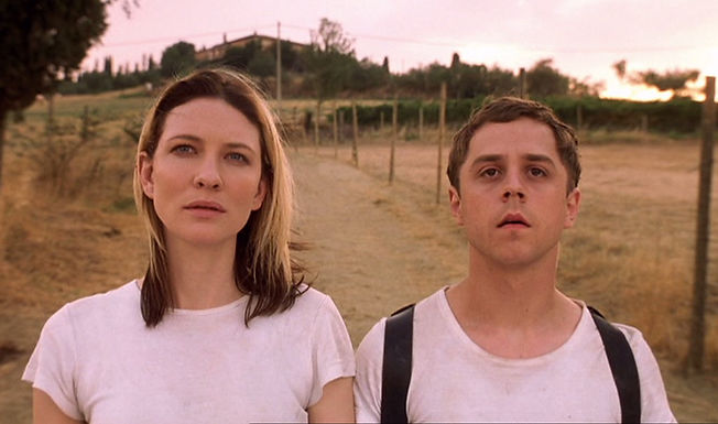"""Cate Blanchett and Giovanni Ribisi in 2002's """"Heaven."""""""