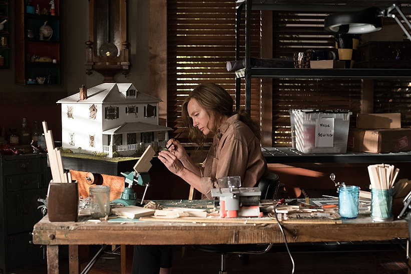 """Toni Collette in 2018's """"Hereditary."""""""