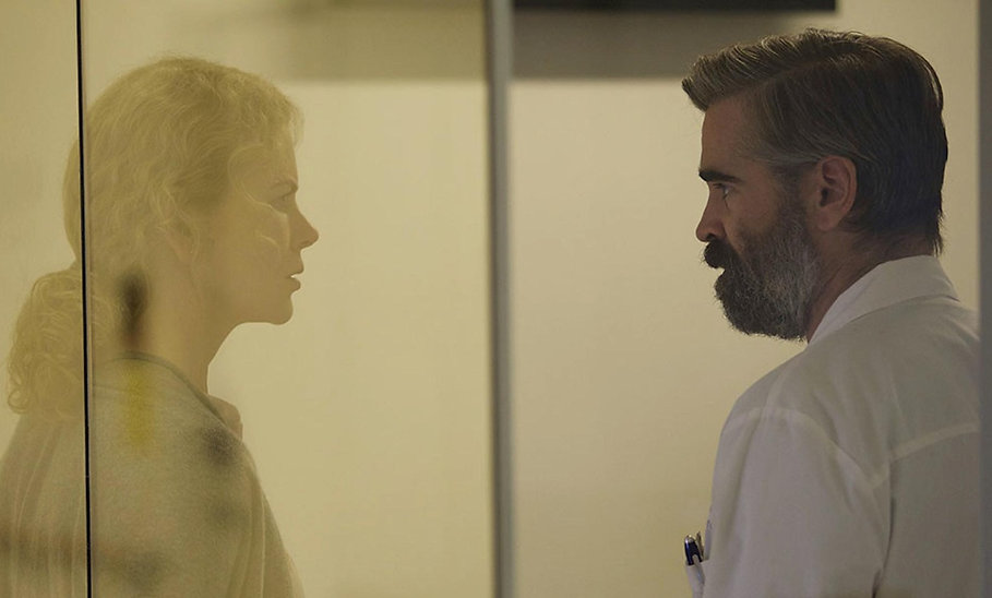 "Still from 2017's ""The Killing of a Sacred Deer."""