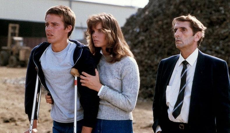 "Movie still from 1983's ""Christine."""