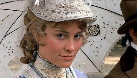 """Cybill Shepherd in 1974's """"Daisy Miller."""""""