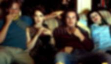 """Steve Zahn, Winona Ryder, Ethan Hawke, and Janeane Garafolo in 1994's """"Reality Bites."""""""