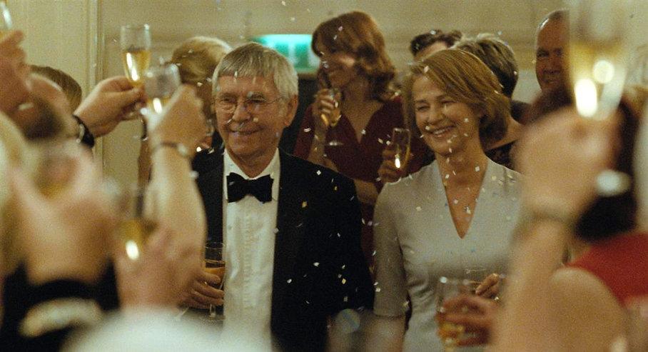 """Tom Courtenay and Charlotte Rampling in 2015's """"45 Years."""""""