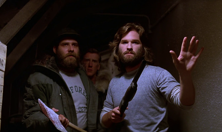 """Movie still from 1982's """"The Thing."""""""