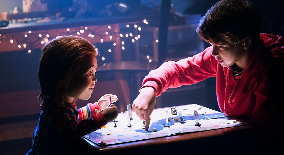 "Gabriel Bateman in 2019's ""Child's Play."""