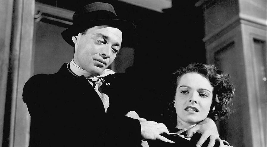 """From 1940's """"Stranger on the Third Floor."""""""