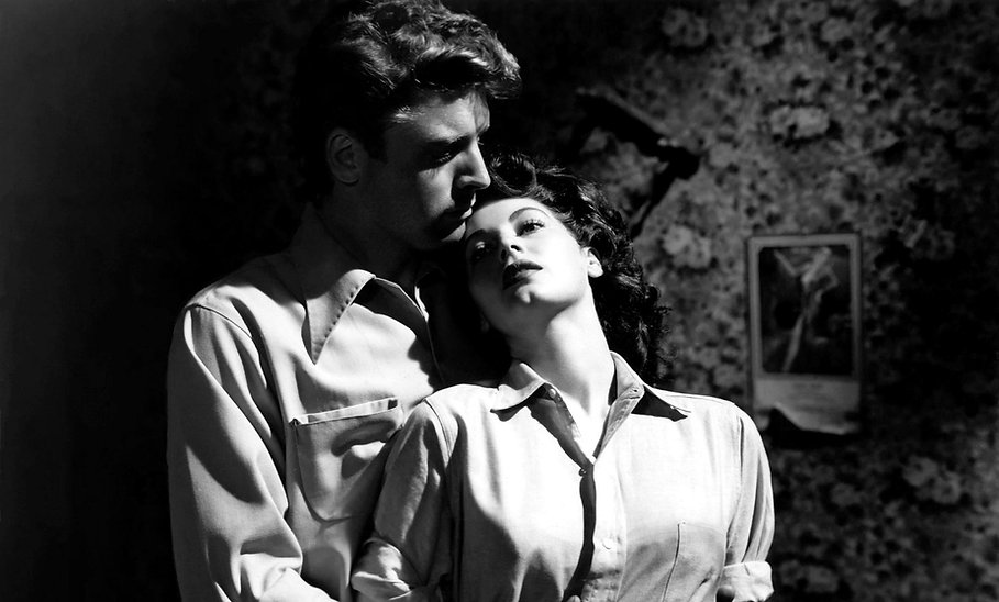 """Still from 1946's """"The Killers."""""""