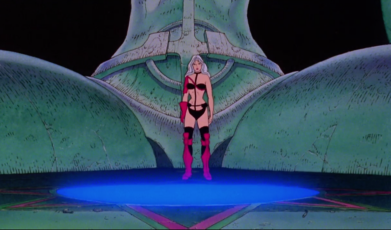 """Movie still from 1981's """"Heavy Metal."""""""