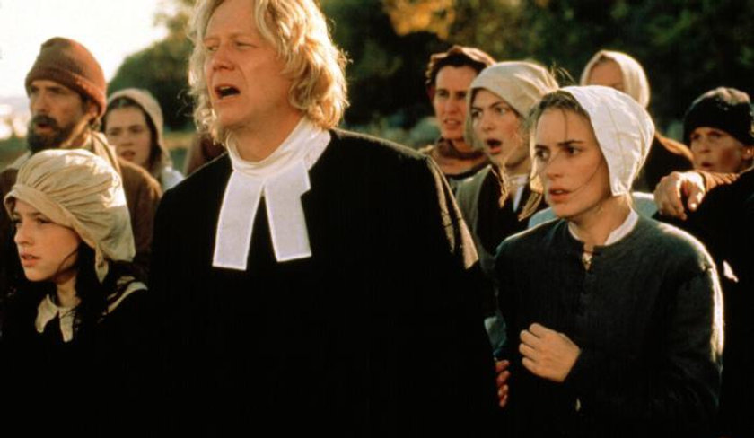 """Movie still from 1996's """"The Crucible."""""""