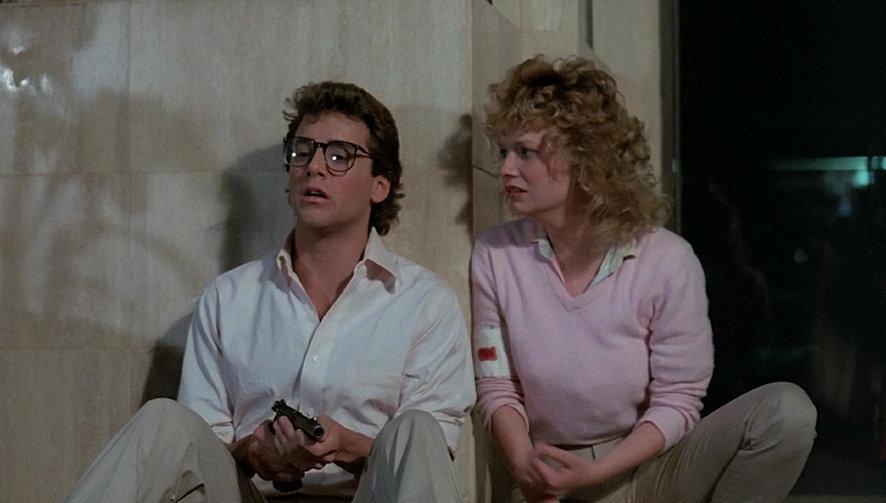"Still from 1986's ""Chopping Mall."""
