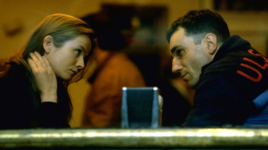 """Emily Watson and Daniel Day-Lewis in 1997's """"The Boxer."""""""