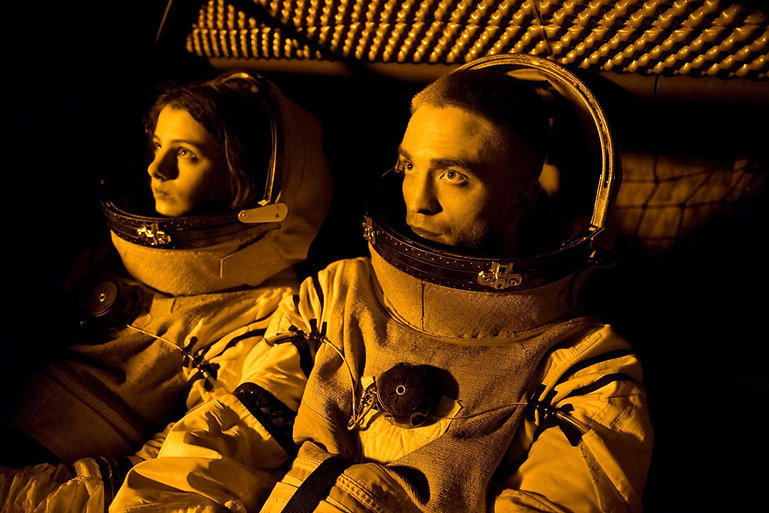 """Jessie Ross and Robert Pattinson in 2019's """"High Life."""""""