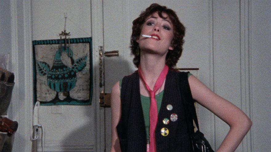 "Susan Berman in 1982's ""Smithereens."""