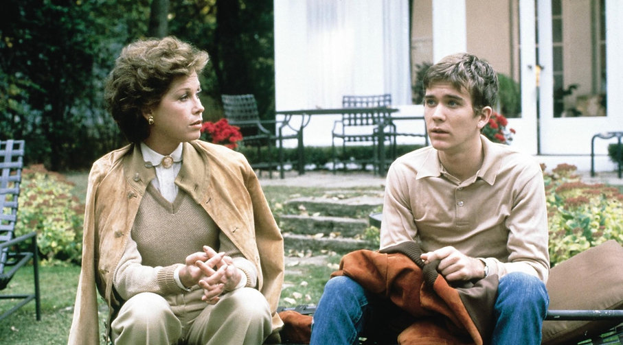 """Still from 1980's """"Ordinary People."""""""