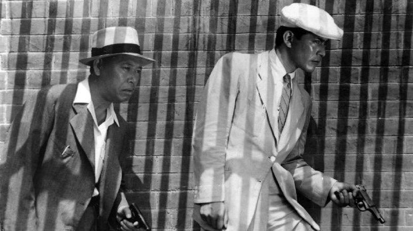 """Movie still from 1949's """"Stray Dog."""""""
