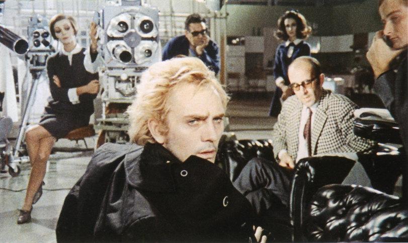 """Movie still from 1968's """"Spirits of the Dead."""""""