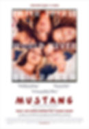 """Movie poster for 2015's """"Mustang."""""""