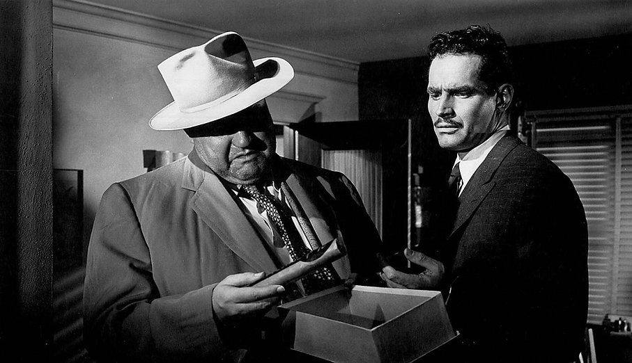 """Still from 1958's """"Touch of Evil."""""""