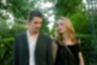 """Ethan Hawke and Julie Delpy in 1995's """"Before Sunrise."""""""