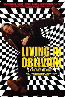 "Movie poster for 1995's ""Living in Oblivion."""